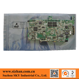 ESD Zipper Shielding Packing Bag for Electronic Components pictures & photos