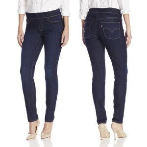 Lady′s Fashion Leisure Skinny Straight Slim Fit Pants