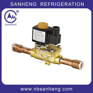 High Quality Two Way Improved Solenoid Valve pictures & photos