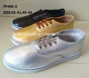 New Design Sport Shoes Comfort Shoes Running Shoes Walking Shoes (FF408-2) pictures & photos