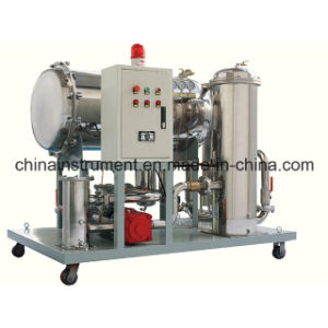 Coalescing Dehydration Turbine Oil Purifier pictures & photos