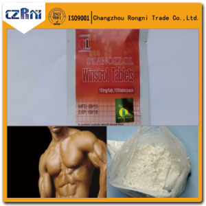 High Quality Oral Steriod Powder Stanozol (Winstrol) /10418-03-8 pictures & photos