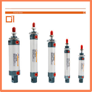 Mal Series Aluminum Mini Hydraulic Cylinder pictures & photos