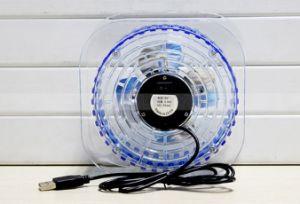 Desktop LED Mini USB Fan pictures & photos