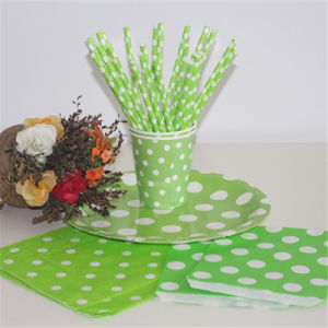 Factory Direct Paper Straws 144 Styles or Custom Made Prints pictures & photos