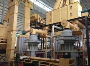 Wholesale Biomass Pellet Production Line for Multi Raw Materials pictures & photos