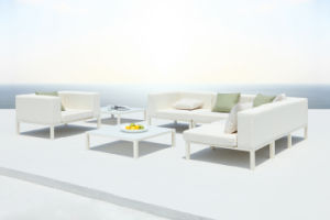 European Modern Fabric Sofa for Live Room & Patio pictures & photos