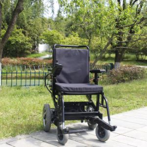 Powered Wheelchair for The Elderly and Disably People Transportion with Lead-Acid Battery (XFG-107FL) pictures & photos