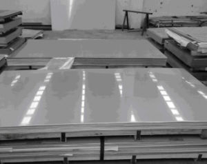 The Price of 304 Stainless Steel Plate Thickness of 3 mm