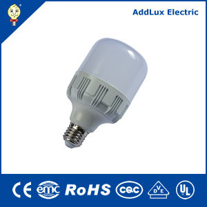 E27 E40 110V 220V 40W Non-Dimmable T80 Column LED Bulb pictures & photos