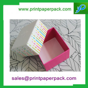 Jewelry / Chocolate / Cosmetic / Flower Gift Packaging Custom Cardboard Paper Box pictures & photos