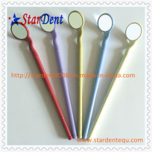 Top Quality Dental Autoclavable Mouth Mirrors with Various Colors pictures & photos