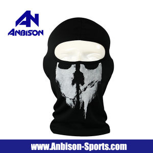 Anbison-Sports Airsoft Balaclava Hood Ghost Full Face Protector Type 3 pictures & photos
