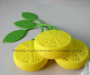 Wholesale Silicone Strainer Tea Infuser Lemon Shape Silicone Tea Bag St05 pictures & photos