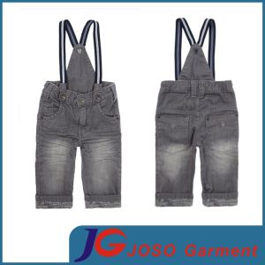 Jeans Online Kids Cute Suspender Pants Toddler Jeans (JC5208) pictures & photos