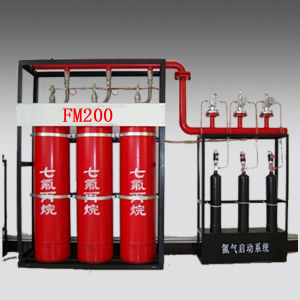 FM 200 Fire Fighting System pictures & photos