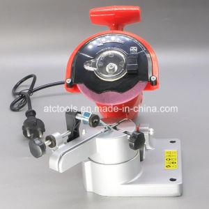 Bench Mounted 250W Aluminium Base Chainsaw Sharpening Grinder pictures & photos