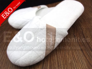 5 Stars Kempinski Hotel Injection Dotts Sole Slippers pictures & photos