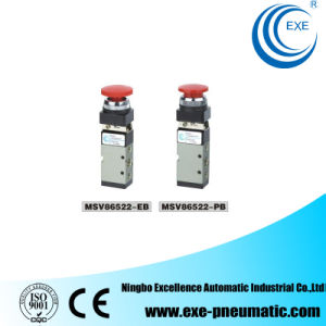 Exe Pneumatic Solenoid Valve/Machanical Valve Msv86522-Eb, Msv86522-Pb pictures & photos