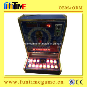 Adults Arcade Coin Operated Gambling Slot Game Machine pictures & photos