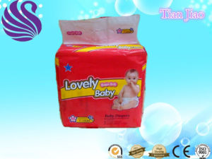 OEM Disposable Top Quality Baby Diaper with High Absorbency pictures & photos