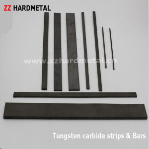 Tungsten Carbide Strips with Sharp Edge pictures & photos