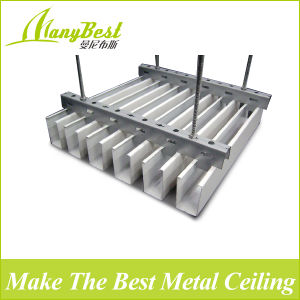 Fashionable Aluminum U-Baffle Ceiling for Shopping Mall pictures & photos