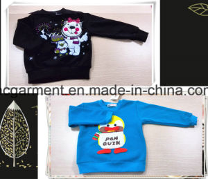 Kids Wear Cotton Cute Print Hoodie for Boy/Girl pictures & photos