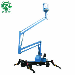 10-24m Self-Propelled Crank Arm Aerial Working Platform