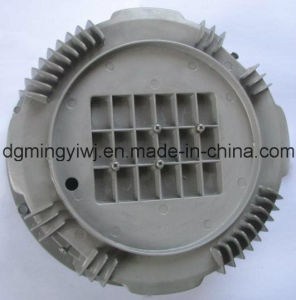 2016 Aluminum Die Casting Factory for Auto Spare Parts with Superior Quality and Stable Quantity pictures & photos