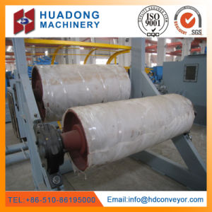 Lagging Matrials Conveyor Pulley with Pulley Wheel for Conveyor Machine pictures & photos