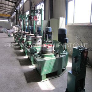 Low Carbon Steel Wire Pulley Type Wire Drawing Machine pictures & photos