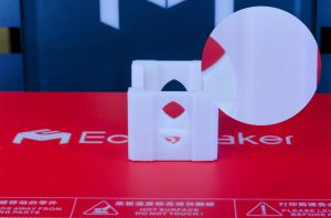 Ecubmaker ABS and PLA Compatible Dual Extruder 3D Printer, pictures & photos