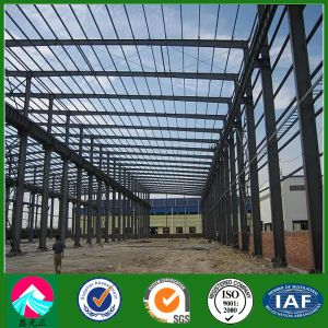 Steel Frame Workshop /Steel Structure Workshop Design and Installation (XGZ-SSW 521) pictures & photos