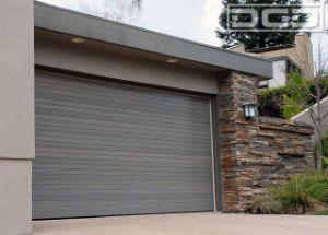 Automatic Sensor Exterior Garage Residential Door pictures & photos