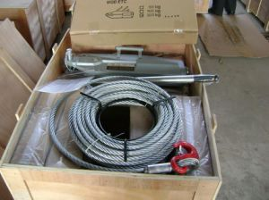 Best Performance Wire Rope Pulling Hoist pictures & photos
