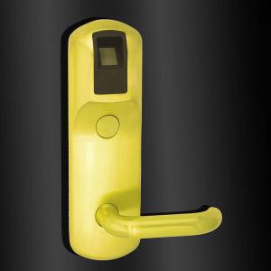 Noble Fingerprint Door Lock with High Security, Hotel Door Lock pictures & photos