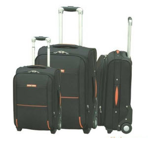 Wholesale Inside EVA Soft Luggage Suitcase pictures & photos
