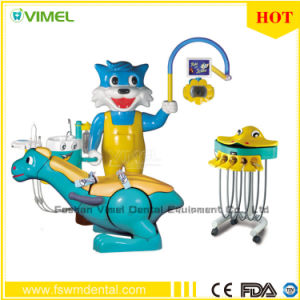 Children Kid′s Dental Unit A8000-Ib Dental Equipment pictures & photos