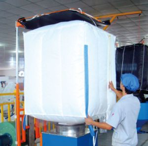 PP Food Grade Big Bag with Panel Baffle for 750kg~1000kg pictures & photos