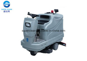 Multifunction Battery Ride-on Scrubber Dryer pictures & photos