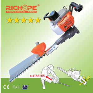 Portable Best Selling Gasoline Hedge Trimmer for Garden Equipment (RH750K) pictures & photos