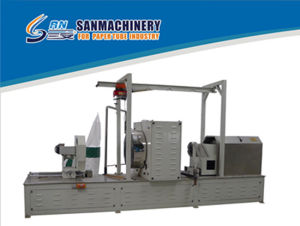 Square Paper Tube Making Machine pictures & photos