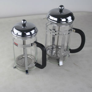 Stainless Steel French Coffee Pot French Press Tea Pot pictures & photos