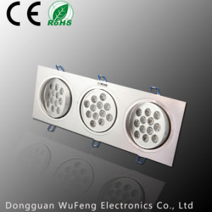 36W LED Spot Light, Down Light (WF-DL355120-36W) pictures & photos