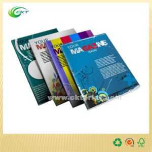 Colorful Magazine Printing with Custom (CKT-BK-440)