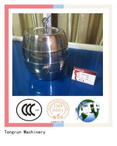 Hot Sales 2L Stainless Steel Small Beer Keg pictures & photos