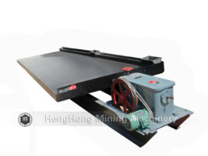 Tin/Gold/Tungsten/Chrome/Coltan Mining Machine Shaking Table pictures & photos
