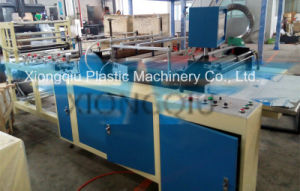 Automatic T-Shirt Bag Making Machine pictures & photos