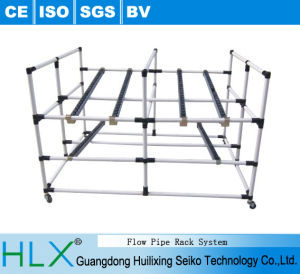 Flow Pipe Rack System, Pipe Racks for Warehouse Storage pictures & photos